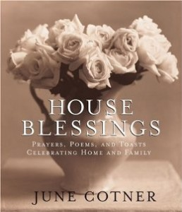 Cotner House Blessings Book Cover