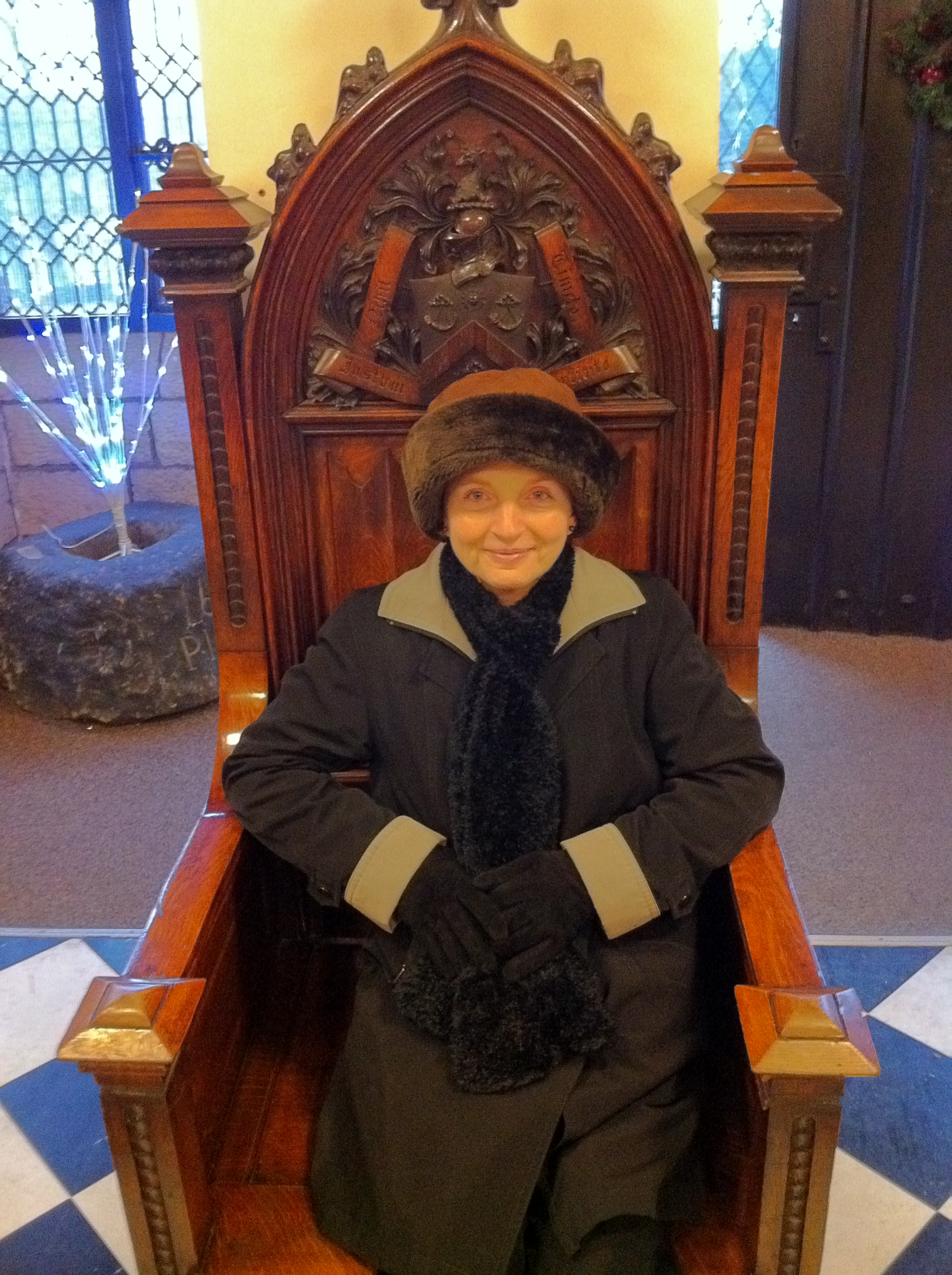 A Bishop's Cathedra
